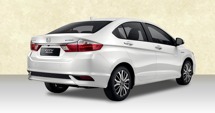 Hire Honda City 4+1 Seater car from India Car Rental