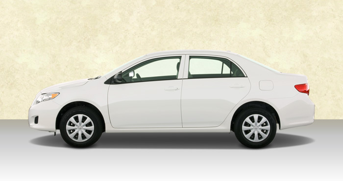 Hire Toyota Corolla 4 1 Seater From India Rental Cars