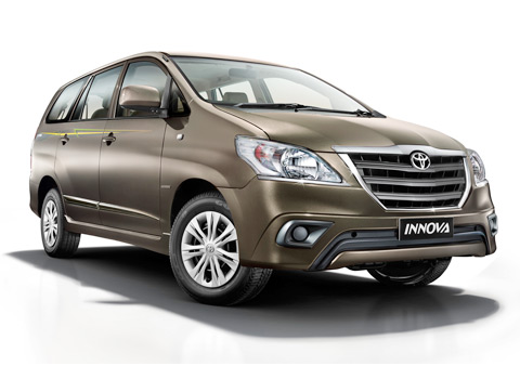 Toyota Innova Rental India Budget Car Rental India Rent A Luxury Car